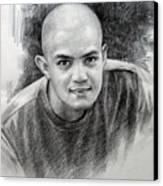 Plabda Yun Canvas Print