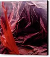Plastic Bag 08 Canvas Print