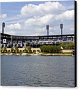 Pnc Park Pittsburgh Pa Canvas Print