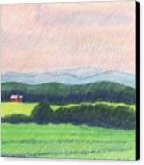 Pocahontas County Canvas Print