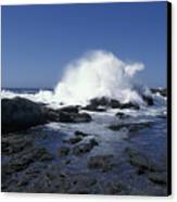 Point Lobos Seascape 2 Canvas Print by Stan and Anne Foster