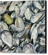 Point Pleasant Buffet Garden Canvas Print