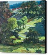 Polin Springs Canvas Print