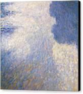Pond Monet Canvas Print