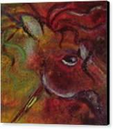 Pony Games Canvas Print