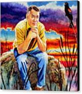 Pooka Hill 2 Canvas Print