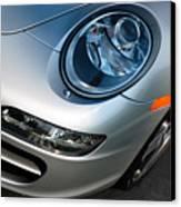Porsche 911 Canvas Print by Paul Velgos