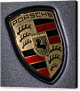 Porsche Canvas Print by Gordon Dean II