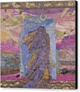 Portal Canvas Print by Roberta Baker