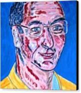 Portrait Dr. R. Meiritz Canvas Print