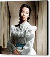 Portrait Of Jennie, Jennifer Jones, 1948 Canvas Print