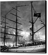 Portuguese Tall Ship Canvas Print