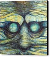 Possession Of Mind Canvas Print