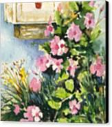 Postman's Delight Canvas Print