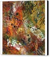 Pour La Pluie Canvas Print
