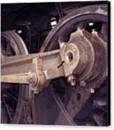 Power Train Canvas Print
