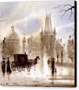 Prague IIi Canvas Print