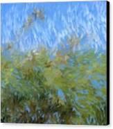 Prairie Impressions Canvas Print