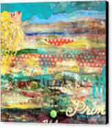 Princess And The Pea Canvas Print