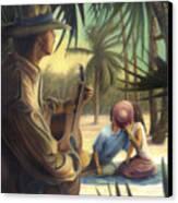 Private Serenade Canvas Print