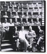 Professors Harvey Cushing, Howard Canvas Print by Everett