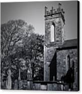 Protestant Church Macroom Ireland Canvas Print