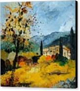 Provence 45 Canvas Print by Pol Ledent