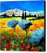 Provence Canvas Print by Pol Ledent