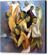 Psalm 103 Canvas Print