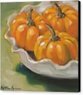 Pumpkin Pie Canvas Print