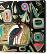 Puna Ibis Canvas Print