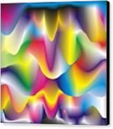 Quantum Landscape 1 Canvas Print