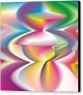 Quantum Landscape 3 Canvas Print