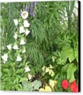 Quebec Garden 2 Canvas Print