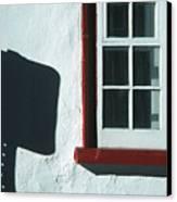 Quebec Shadow 2 Canvas Print