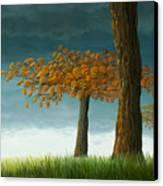 Quercus Corymbion Canvas Print
