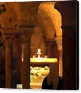 Quiet Prayers Canvas Print