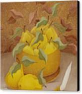 Quinces   2006 Canvas Print