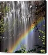 Rainbow Falls Canvas Print