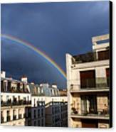 Rainbow Canvas Print by Milan Mirkovic