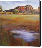 Rainbow Valley  Australia Canvas Print