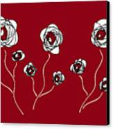 Ranunculus Canvas Print by Frank Tschakert