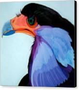 Raptor 5 Canvas Print