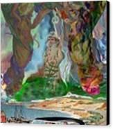 Rapture Canvas Print by Dan Cope
