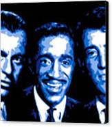 Ratpack Canvas Print by DB Artist