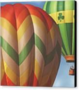 Readington Balloon Festival #2 2015 Canvas Print by Pat Abbott