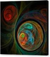 Rebirth Canvas Print by Oni H