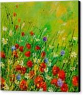 Red Poppies 450708 Canvas Print