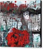 Red Rover  Red Rover Canvas Print