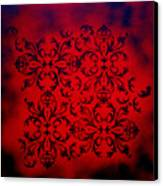 Red Velvet By Madart Canvas Print